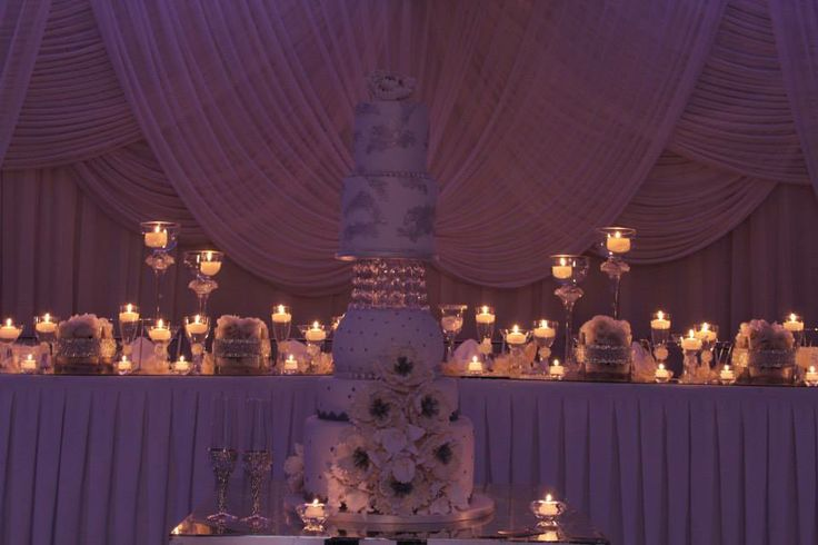 A Grand Bridal Table, fit for royalty. Contact Elana K Weddings for all supply and styling enquiries. elanakweddings@hotmail.com