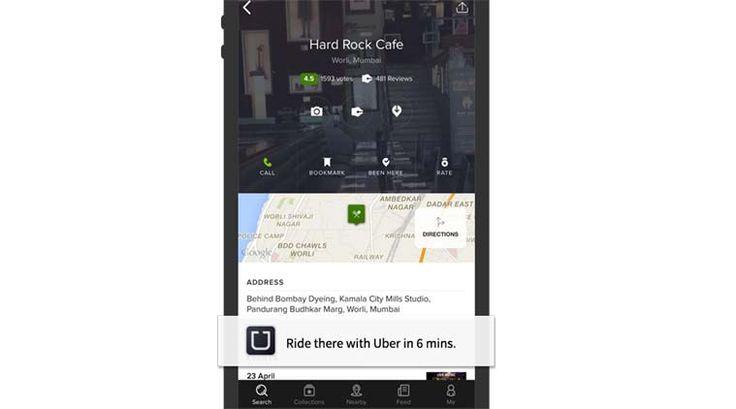 uber login restaurant