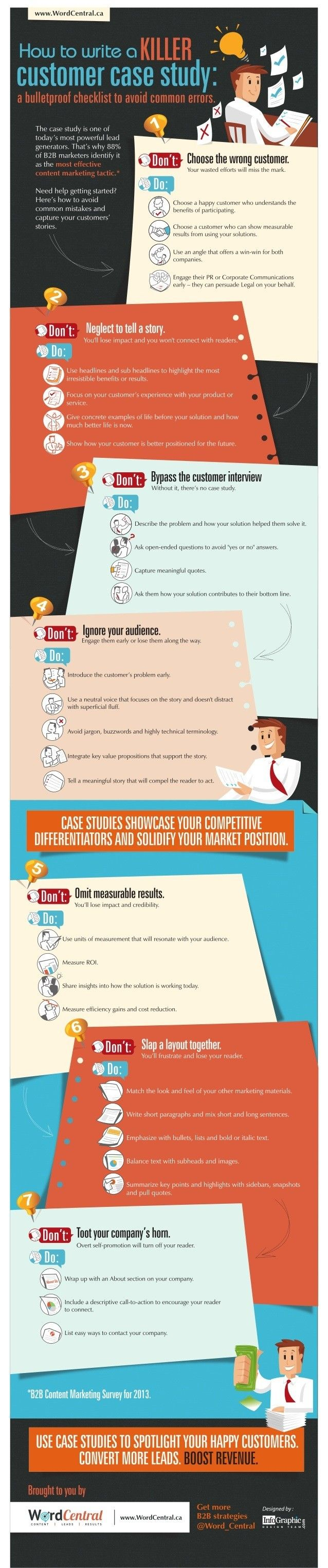 Case study writing services managed