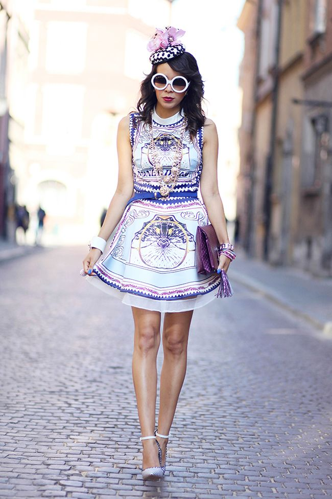 Macademian Girl #fashion #polishfashion
