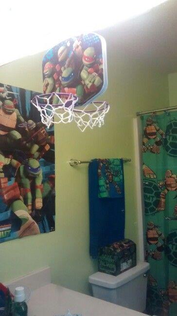 Ninja Turtles Bathroom