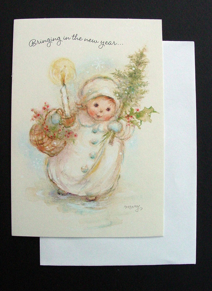 142 best mary hamilton images on pinterest hamilton mary and f109 vintage mary hamilton xmas greeting card girl with holiday gifts in hand ebay m4hsunfo