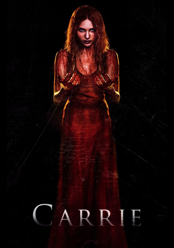 Carrie (2013) | Know her name.....Fear her power