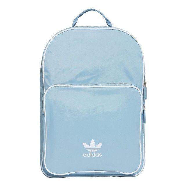 616d37b21d Sac à dos classic backpack adicolor bleu ciel Adidas Originals | La Redoute