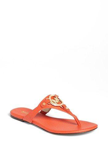 MICHAEL Michael Kors 'Mackenzie' Sandal available at #Nordstrom