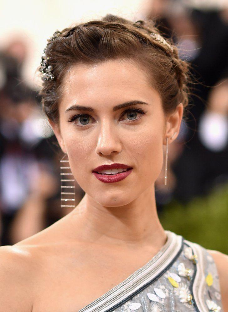 Pin for Later: Zoom Sur les Looks Beauté du Met Gala Allison Williams