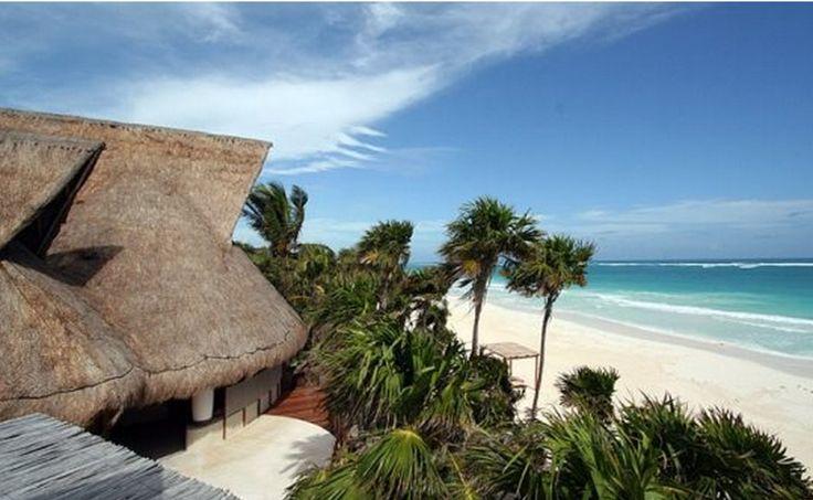 Beach Villa At Casa Playa Maya