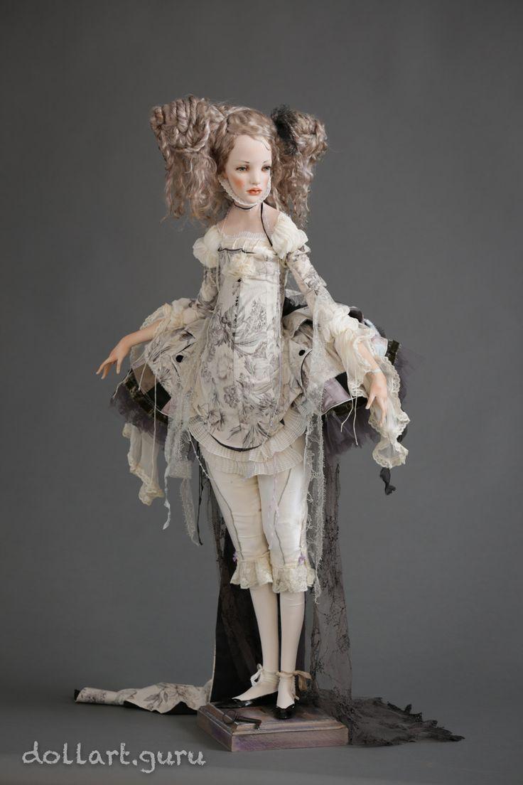 Кукла Наследника Тутти. Авторская кукла Алисы Филипповой | Doll Art Guru