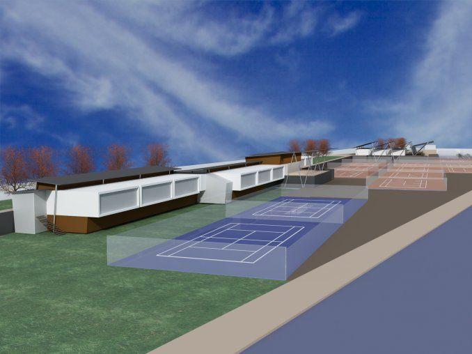 Centro deportivo y residencia, Canal Olímpico, Castelldefels / AMSA Arquitectura