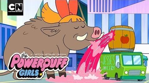 Video - Power Hogs Powerpuff Girls Cartoon Network | Powerpuff Girls Wiki | Fandom powered by Wikia