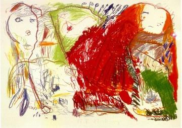 Gonn Mosny, Cuadro Del Artista Alemán  http://obras-de-arte.vivastreet.com.mx/articulos-coleccion+guadalajara/cuadro-de-gonn-mosny-artista-aleman/24663855