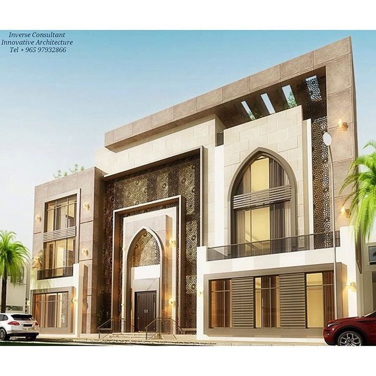 Pin By Mohamed O On Modern Villas: Pin By Fleur7z On Houses (Exterior) In 2019