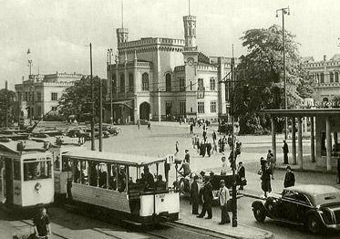 Breslau Hauptbahnhof