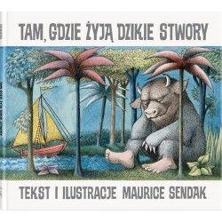 Przed nami weekend:)   Może coś to poczytania? Tam gdzie żyją dzikie stwory.   Kultowa książka Maurice Sendak'a - Historia o chłopcu o imieniu Max, dzikich harcach w krainie potworów oraz ...  Czy szczęśliwie powrócili do domu? Sprawdźcie sami:)  #tamgdziezyjadzikiestwory #ksiazeczkidladzieci #max #mauricesendaka