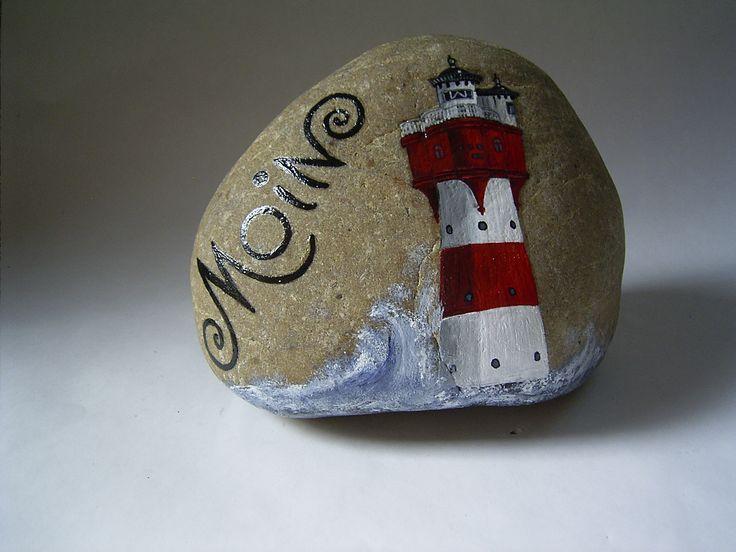 Bemalte Steine                                                                                                                                                      Mehr