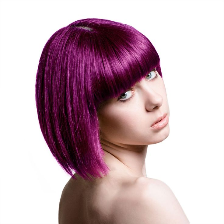 Magenta Hair Color | Home » Stargazer Magenta Semi Permanent Hair Dye 70ml