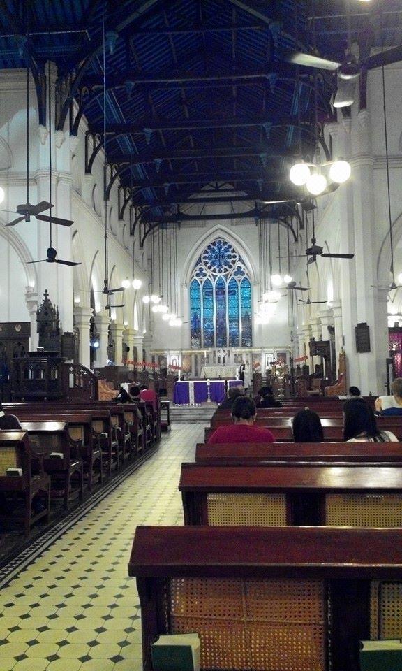 St. John's Cathedral, Hong Kong SAR, China Anglican