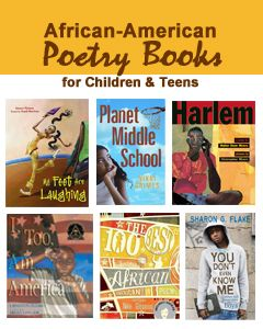 African American Poetry Books For Children S