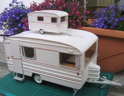 Caravan made from scratch...click for plans