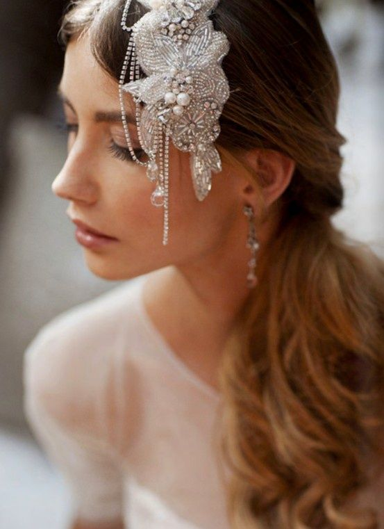 wacky hair styles 17 best images about wedding veils and veil alternatives 8103 | d8103b1c18b51fba85e147fdb2907f9b