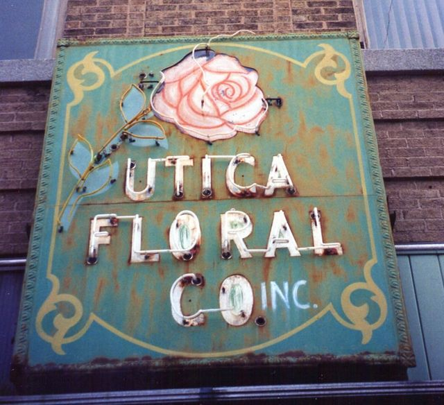 Utica:  New York - Old Neon Sign by Onasill, via Flickr