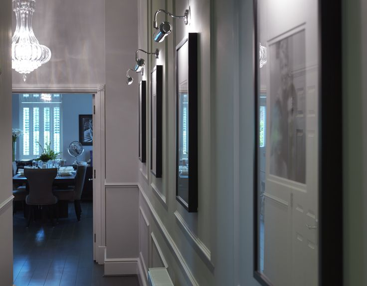 Boscolo - The Converted Victorian Apartment - Hallway