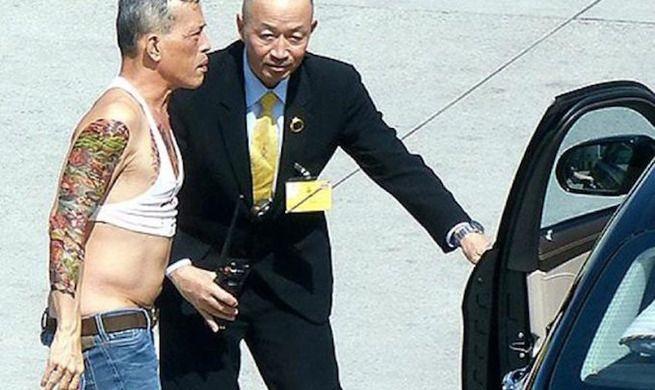 【暗君】タイ新国王ワチラロンコン 元妃とその親族→国外追放や不敬罪で逮捕 元側近→獄中で死亡 : ガハろぐNewsヽ(・ω・)/ズコー