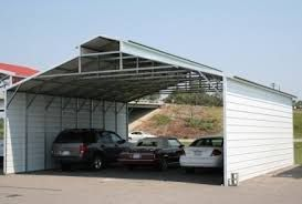 portable metal garages carports