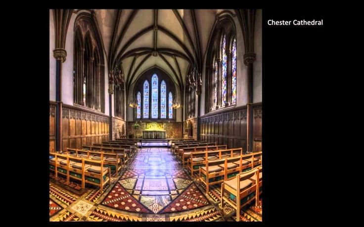 Gothic Britain - 4 mins. video made by historian Dr. Raichel Le Goff - Gothic architecture in the UK
