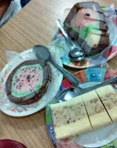 Homemade Classic Ice Cream @ Domino Ice Cream, Jember, East Java, Indonesia