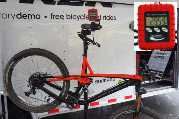 43f477bec00 2014 Trek Slash 650B & Remedy: mountain bikes actual weights and detail  photos | Reviews | Mountain biking, Bike, Trek