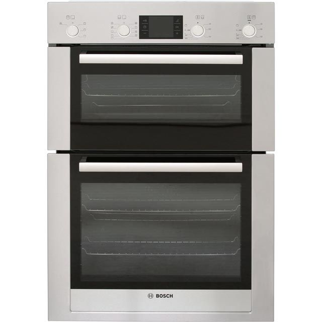 Siemens IQ-500 HB55MB551B Built In Double Oven - Stainless Steel - A/B Rated