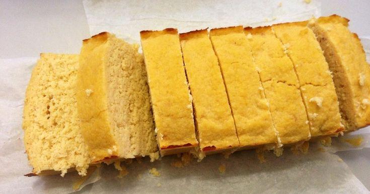 ローカロリー、低糖質、泡だて要らずで簡単に作れる魔法のチーズケーキ。 しっとりドッシリした食べ応えです。