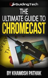 Have a Chromecast or plan to buy one? Then this is the only guide you'll ever need.   #chromecast    http://www.guidingtech.com/pages/chromecast-guide/