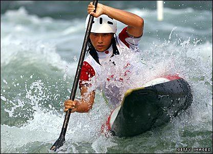 woman athlete kayak - Google Search