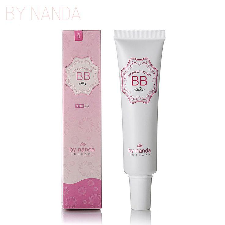 By nanda natuurlijke bb cream naakt make-up foundation concealer huid crème voor gezicht natuurlijke voedende moisturizer maken base 35g