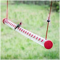Hummingbird Feeders, Perky-Pet® Hummerbar® Hummingbird Feeder - 4 ft., HUMBAR400DTC