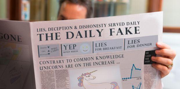 Fake news SELLS. So why do we BUY it?  #corruption #media #journalism #UnimedLiving