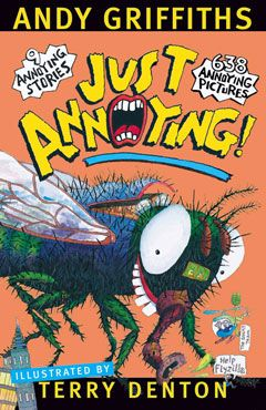 12 - Just Annoying! by Andy Griffiths