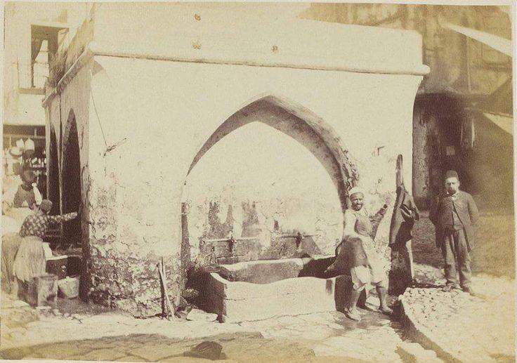 Χανιά το σαντρίβανι 1890.