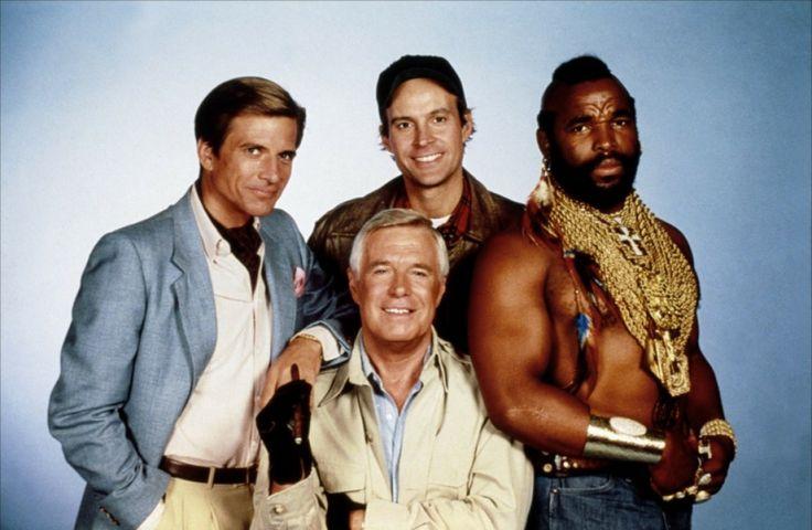 The original. The best. The A-Team.