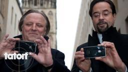 #Tatort Team Münster - ab Oktober 2002 - Axel Prahl als Hauptkommissar Frank Thiel und Jan Josef Liefers als Rechtsmediziner Professor Karl-Friedrich Boerne