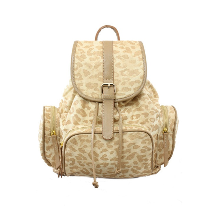 Canvas Leopard BackpackLeopards Backpacks Ne, Backpacks Repin By Pinterest, Canvas Backpacks, Prints Backpacks, Leopards Prints, Leopards Backpacks Repin, Canvas Leopards, Backpacks Adorable, Dreams Closets
