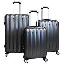 Viajante Oxford 3 Peças leve Spinner Bagagem-Conjunto De Fibra De Carbono
