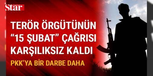 """Terör örgütü PKK'nın """"15 Şubat"""" çağrısı karşılıksız kaldı: Şırnak'ın Silopi ilçesindeki vatandaşlar, terör örgütü PKK'nın terörist başı Abdullah Öcalan'ın yakalanıp, Türkiye'ye getirilişinin yıl dönümü nedeniyle yaptığı çağrıyı karşılıksız bıraktı."""