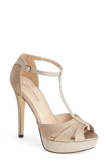 Menbur 'Albendin' T-Strap Sandal (Women)   Nordstrom