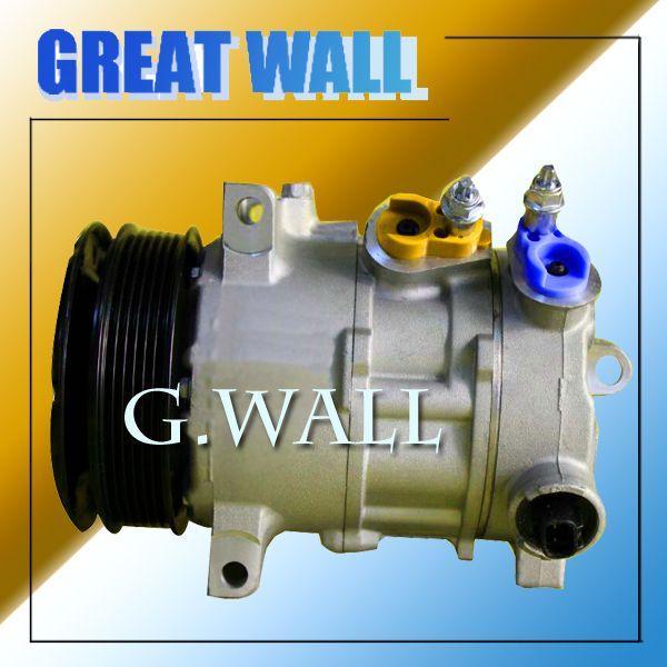 HIGH QUALITY FOR CAR DODGE AVENGER 2.4L AC COMPRESSOR FOR CAR AVENGER AC COMPRESSOR 551114084AE 5111410AD