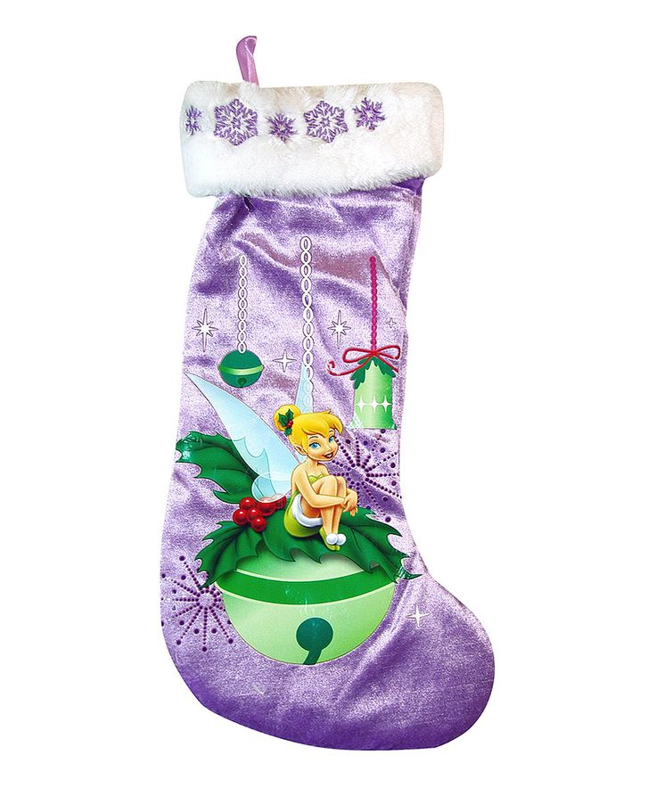 Look What I Found On #zulily! Purple Tinkerbell 16