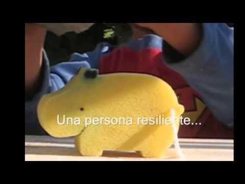 ¿Cómo le enseñarías a un niño qué es la resiliencia?