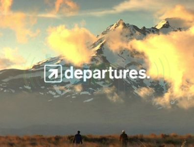 Departures, nat Geo Adventure. Love those guys. One of my favorite shows. They have truly inspired me to want to travel!